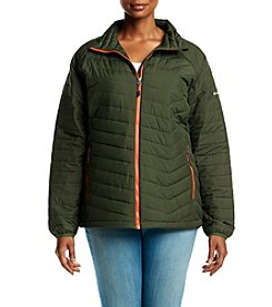 Columbia Plus Size Oyanta Trail Insulated Jacket