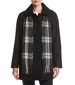 Forecaster Plus Size A-line Coat