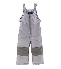 London Fog® Boys' 2T-4T Highwaist Snow Bibs