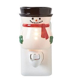 Candle Warmers Etc. Frosty Illumination Fragrance Warmer