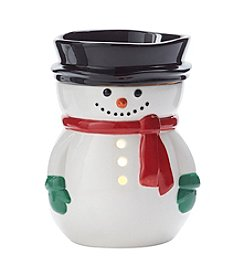 Candle Warmers Etc. Frosty Pluggable Fragrance Warmer