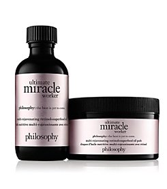 philosophy® Ultimate Miracle Worker Miraculous Anti-Aging Retinoid Solution and Pads