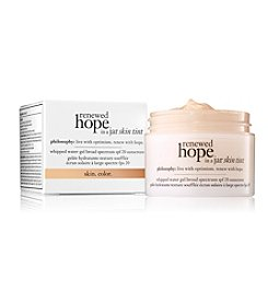 philosophy® Renewed Hope in a Jar Skin Tint SPF 20