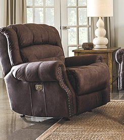 Lane® Giorgio Power Recliner with Power Headrest