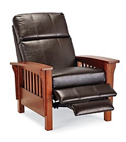 Lane® Misson Hi-Leg Recliner  sc 1 st  Carsonu0027s : lane chair and a half recliner - islam-shia.org