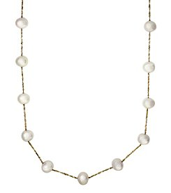 Effy® Freshwater Pearl Tin Cup Necklace