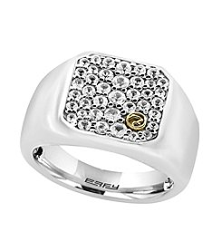 Effy® Sterling Silver White Sapphire Ring