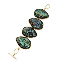 Kenneth Cole® Abalone Shell Bracelet