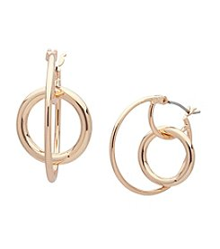 Anne Klein® Hoop Earrings