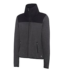 Champion® Premium Tech Fleece Full Zip Jacket