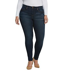 Vintage America Blues™ Plus Size Body Positive Skinny Jeans