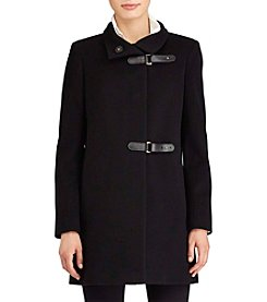 Lauren Ralph Lauren® Wool Toggle Coat
