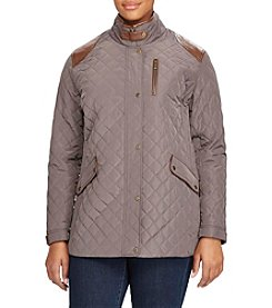 Lauren Ralph Lauren® Plus Size Quilted Coat