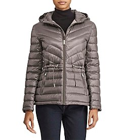 Lauren Ralph Lauren® Quilted Anorak Down Coat