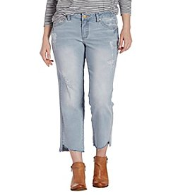 JAG Jeans Logan Straight Ankle Jeans