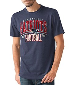 G III NFL® New England Patriots Men's Short Sleeve Tee