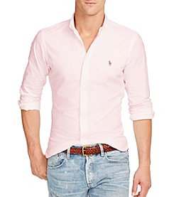 Polo Ralph Lauren® Men's Slim Fit Stretch Oxford Shirt