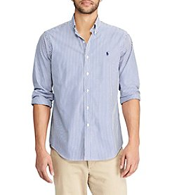Polo Ralph Lauren® Men's Standard Fit Striped Shirt