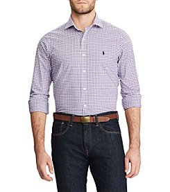 Polo Ralph Lauren® Men's Standard Fit Plaid Shirt