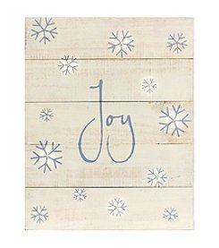 Living Quarters Joy LED Wall Art