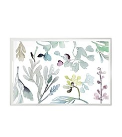 Fringe Studio Watercolor Leaves Tray