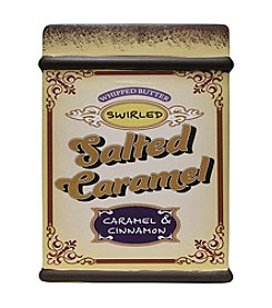 Baked Goods 28 oz. Salted Caramel Candle in Ceramic Jar