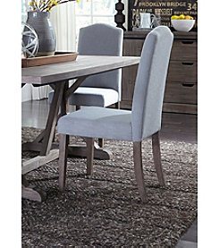 Liberty Furniture Carolina Lakes Upholstered Dining Chair