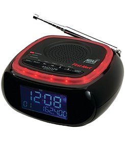 First Alert Am Fm Weather Band Clock Radio