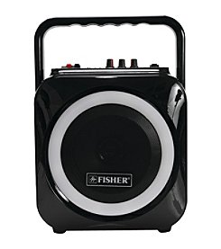 Fisher Party Jam Wireless Studio System