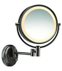 Conair Incandescent Oiled Bronze Wall-Mount Mirror