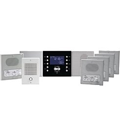 M&S Systems 3-wire Music/Communication Retrofit System Package