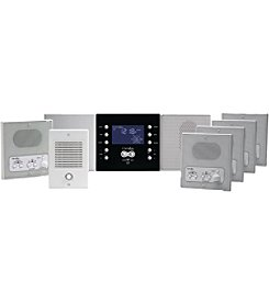M&S Systems 4-wire Music/Communication Retrofit System Package