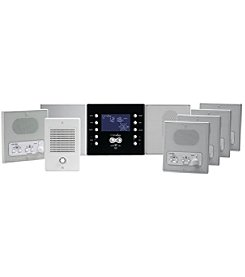 M&S Systems Indoor Intercom & Sound Starter Package