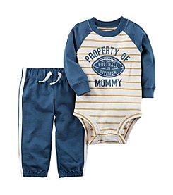 Carter's Baby Boys' 2 Piece Bodysuit Pant Set