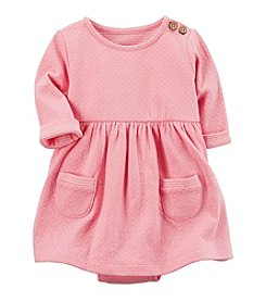 Carter's® Baby Girls' Babysoft Bodysuit Dress