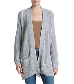 Relativity Side Lace Up Cardigan