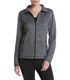 Exertek® Fleece Zip Up Jacket