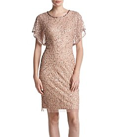Adrianna Papell® Beaded Short Dress