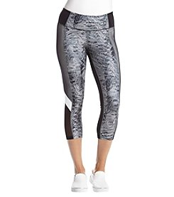 Ivanka Trump® Athleisure Print Color Block Crop