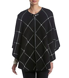 Ivanka Trump® Plaid Cape
