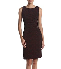 Ivanka Trump® Jacquard Dress