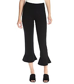 Kensie® Flared Cuff Pants