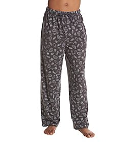 John Bartlett Statements Beverage Printed Knit Pants
