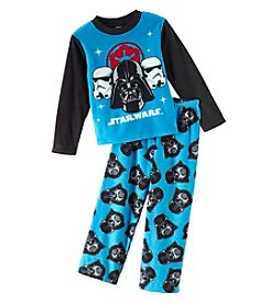 Star Wars™ Boys' 4-10 Darth Vader Pajama Set