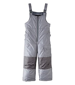 London Fog® Boys' 4-7 High Waist Snowbib Pants