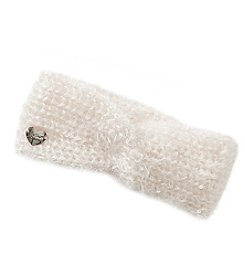 Betsey Johnson® Fuzzy Wuzzy Headband
