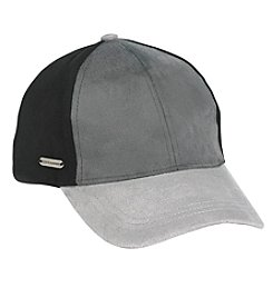 Steve Madden Colorblocked Baseball Hat