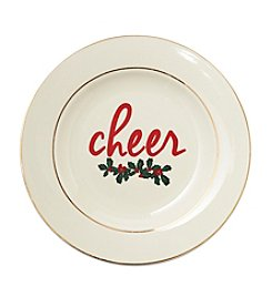 Living Quarters Cheers Salad Plate