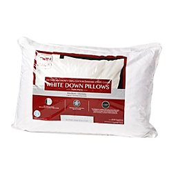 Blue Ridge Home Fashions Two Pack Premium Jumbo Down Pillows