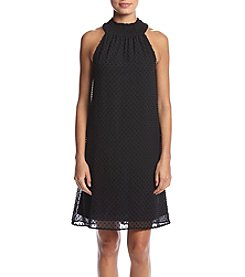 Cupio Mesh Halter Dress